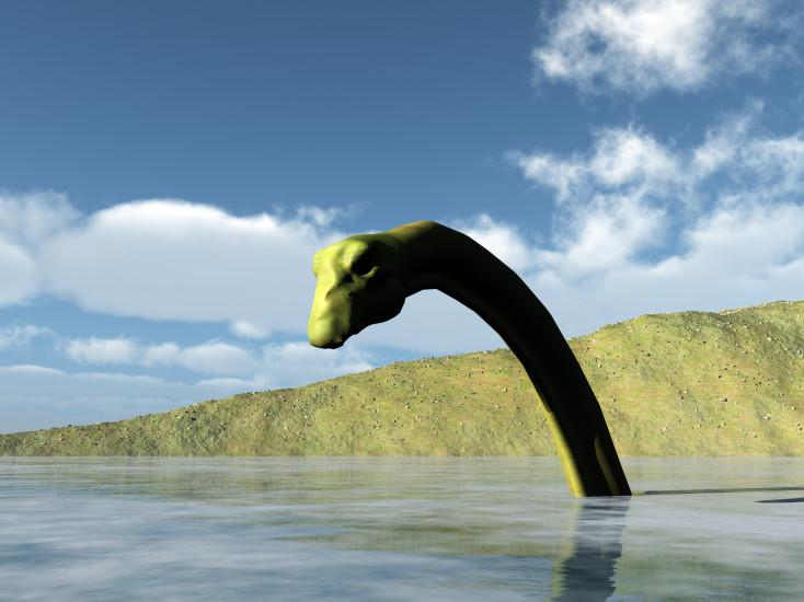 Loch Ness Beast