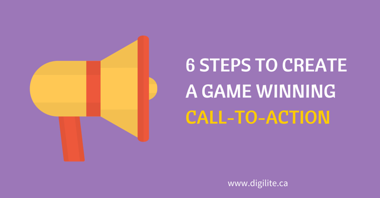 how to create a strong call to action