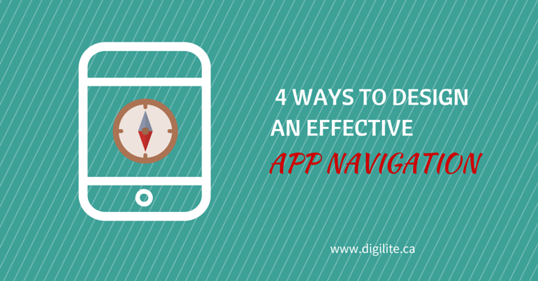 App Navigation and Design