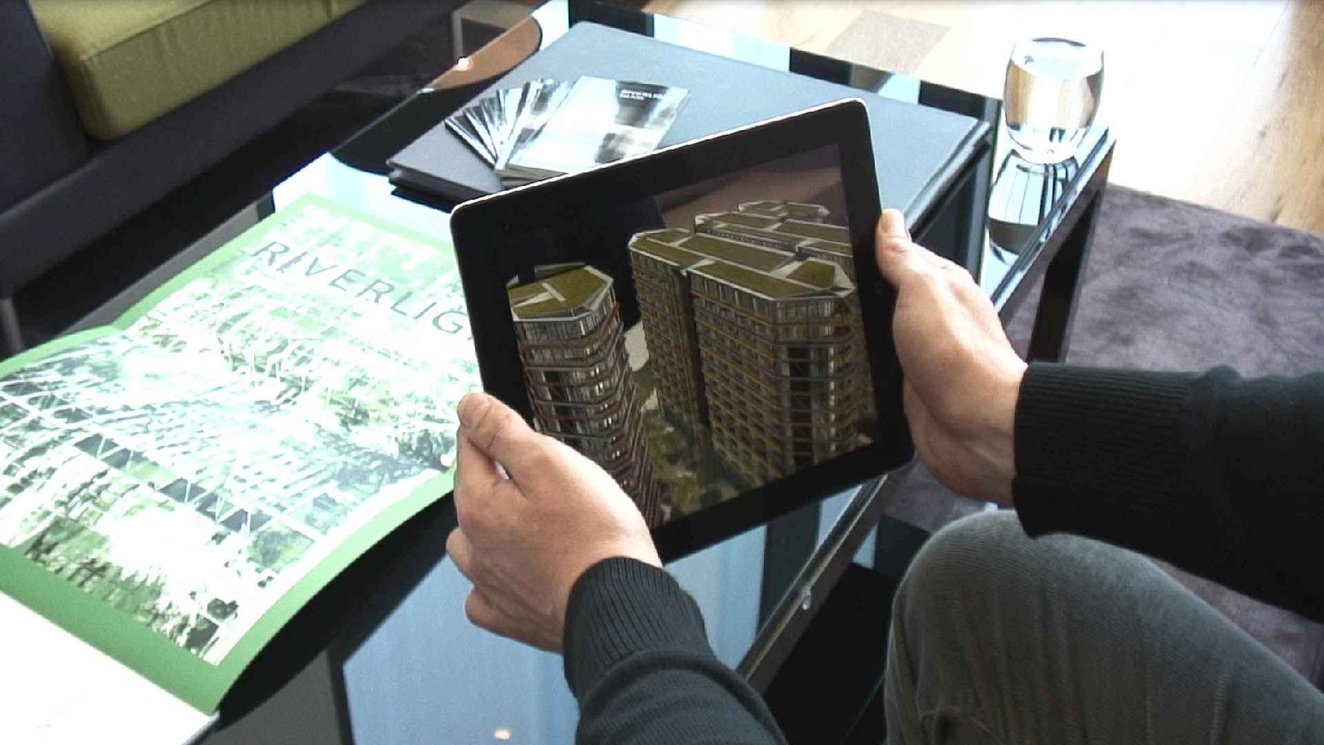 Real estate and augumented reality
