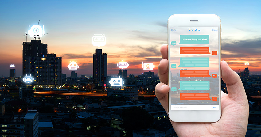 Real estate and chatbots