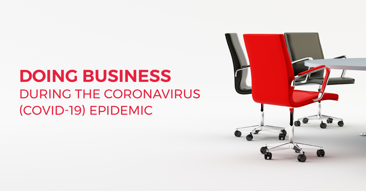 Businesses During The Coronavirus