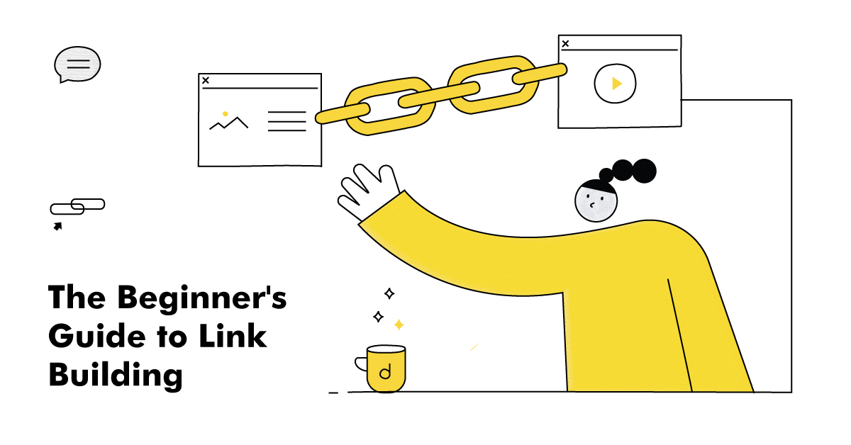 Beginner's guide to link building