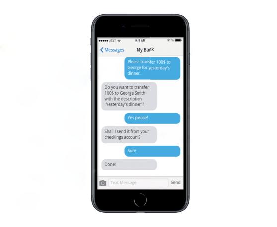 Chatbots conversation #2