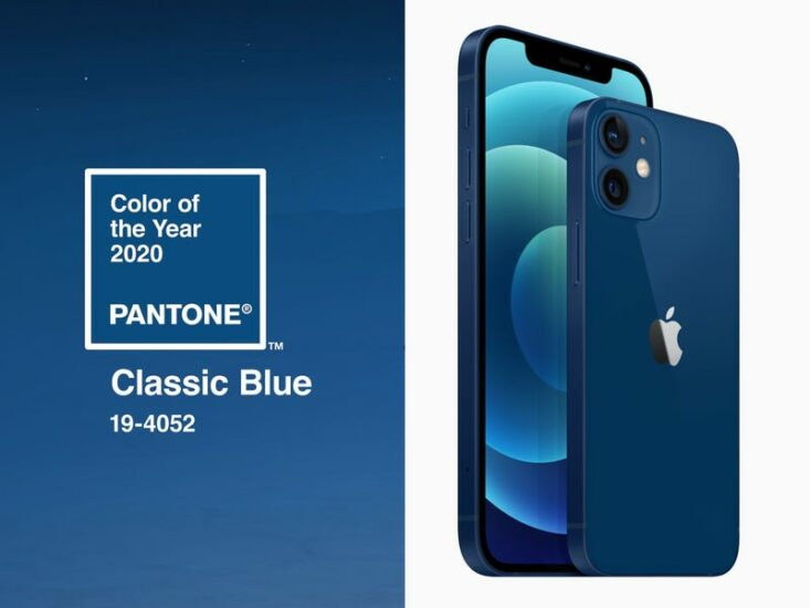 Pantone color of 2021 Digilite blog