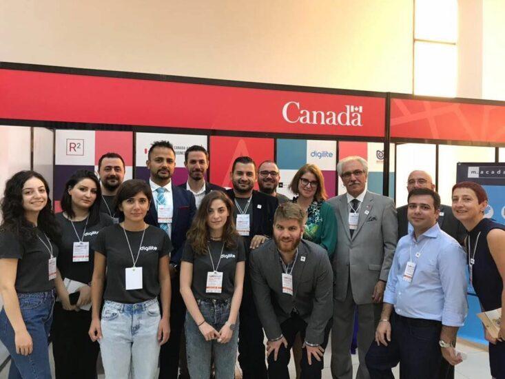team Digilite Canada